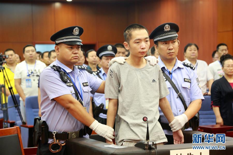 """(圖文互動)陝西米脂""""4·27""""故意殺人案被告人一審被判處死刑"""